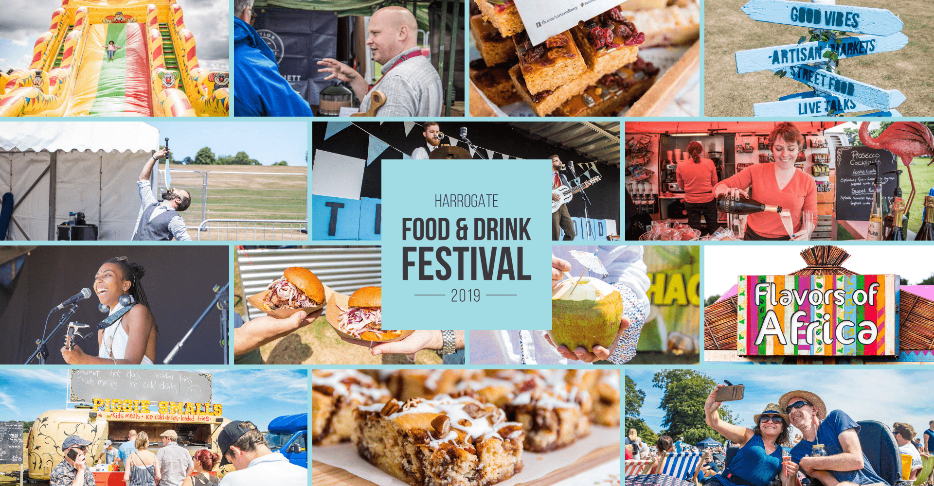 Harrogate Food & Drink Festival